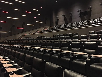 Cinemark expands, enhancing the movie theater experience in the