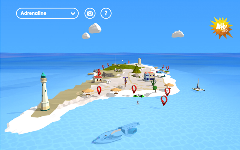 Explore Your Happy Island with the Aruba 360 Map